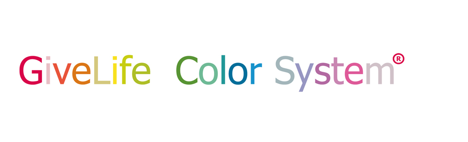 GiveLife Color System