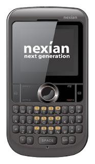 Daftar Harga HP Nexian 2012 Terbaru