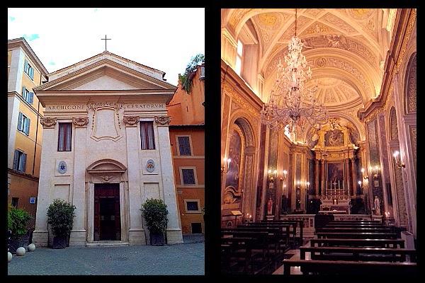 Kościół S. Giovanni della Pigna w Rzymie