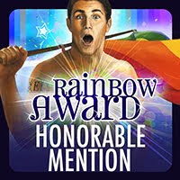 Honorable Mention in the 2013 Rainbow Awards!