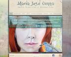 MARIA JOSÉ CUNHA - ARTES PLÁSTICAS E DECORATIVAS