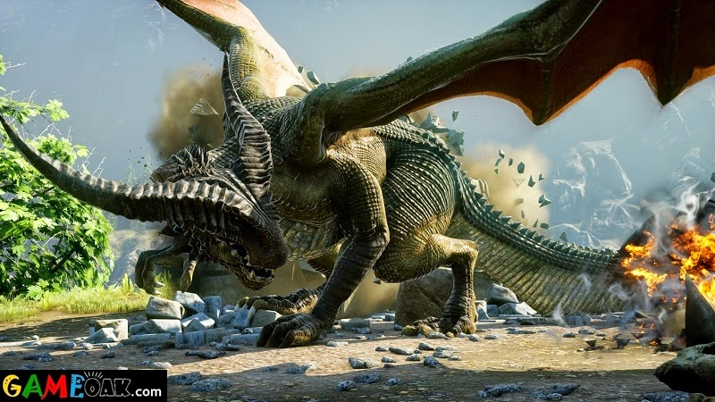 Best graphics in fighting in Dragon Age Inquisition