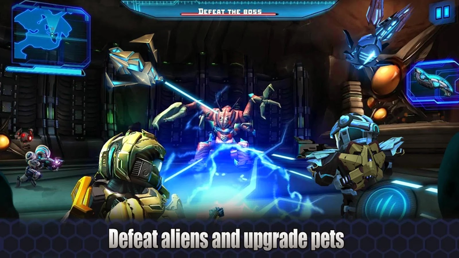 Star Warfare2:Payback v1.03 Mod [Unlimited Money]