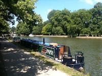 dogma near Folly bridge ~ Oxford