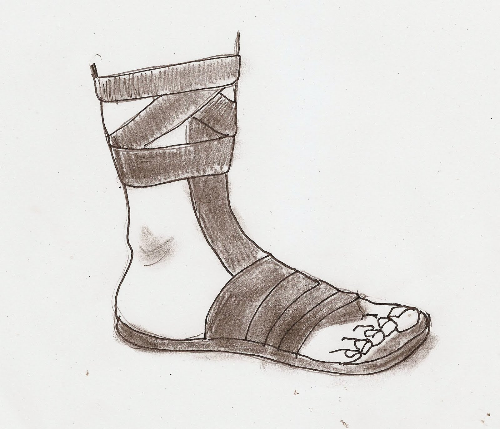 History of Sandals: May 2011