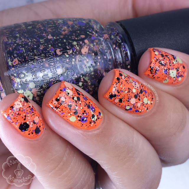 China Glaze - Ghostess With The Mostess