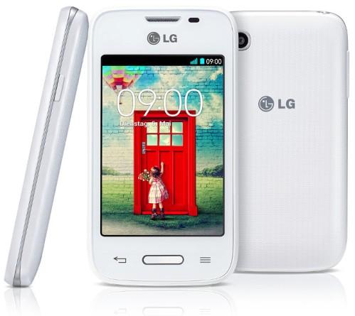 Nuovo smartphone di fascia bassa con KitKat per LG