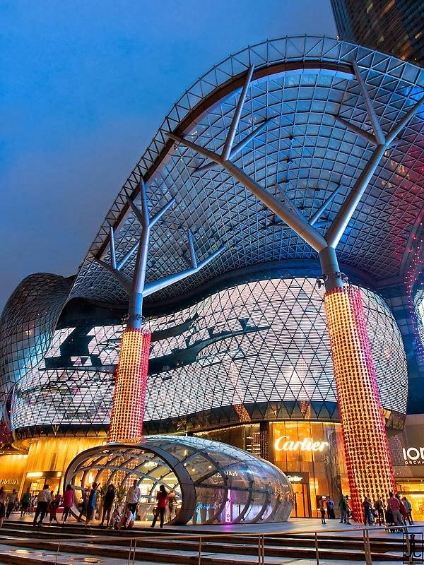 Ion Mall, Singapore: