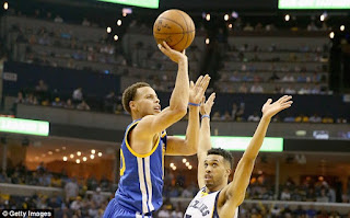 NBA: Grizzlies Out For Revenge on Warriors