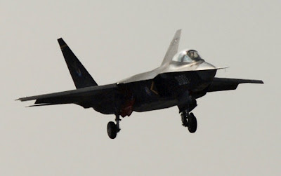 j 31  Chineese J-31 stealth fighter