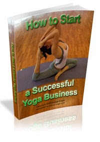 How to start yoga bussiness