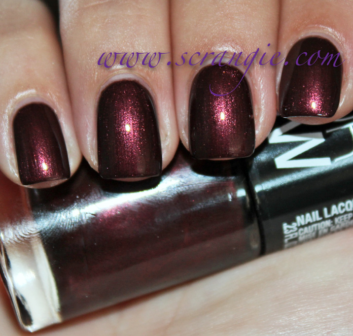 Scrangie: Maybelline Color Show Limited Edtion Fall 2012