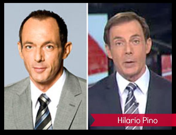 Hilario Pino: antes y después de su tratamiento capilar 2005-2010