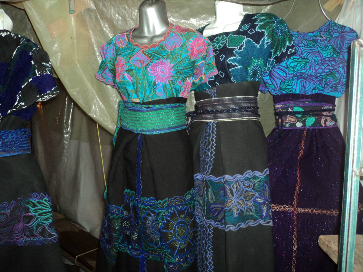 Traje Tipico Del Estado De Chiapas