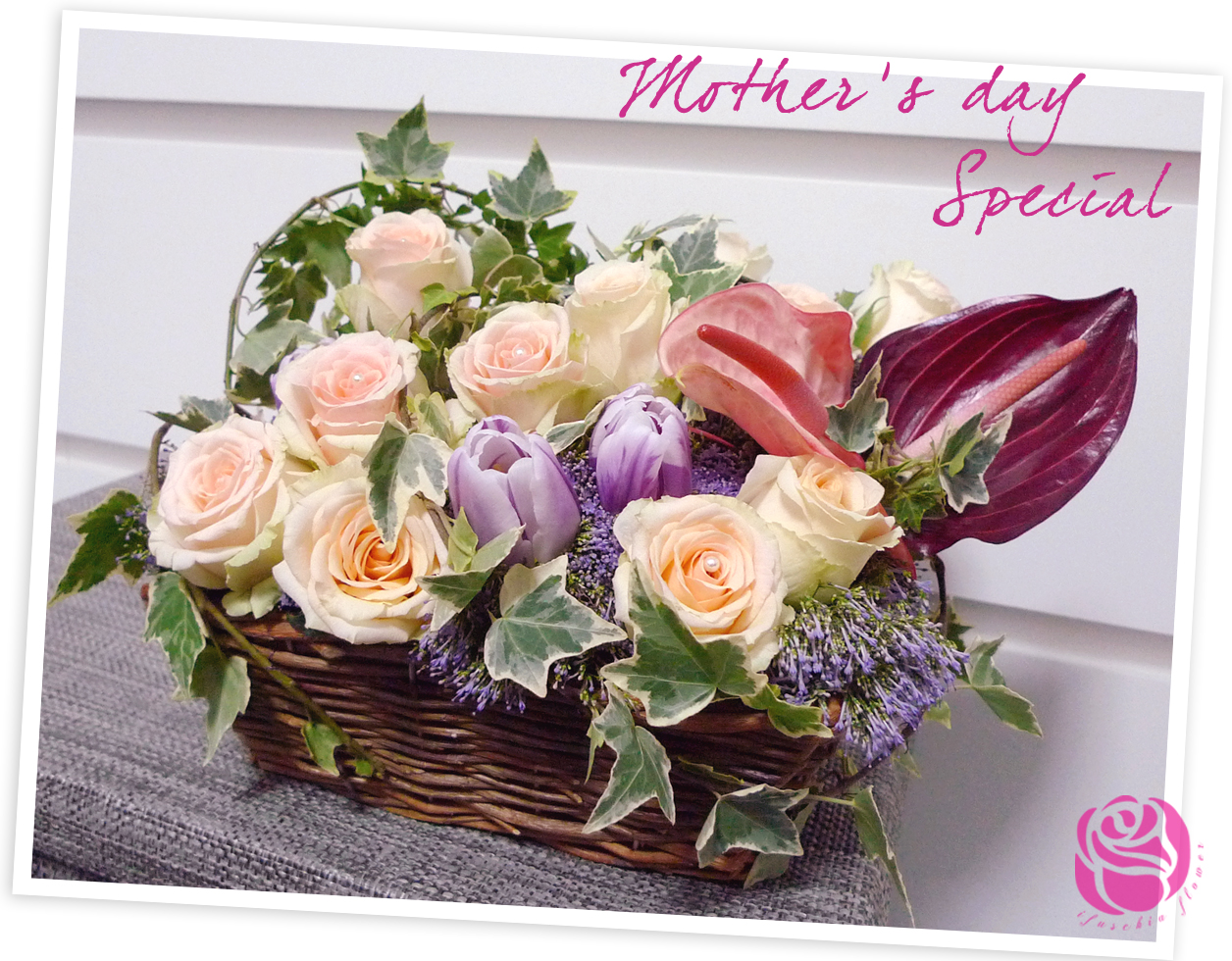 Top 23 photographs designs for mothers day flower for Mother day flower arrangements