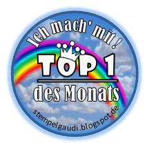Hier könnt Ihr jeden Monat Eure Top 1 präsentieren :)