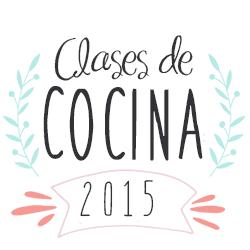 Clases de Cocina 2015