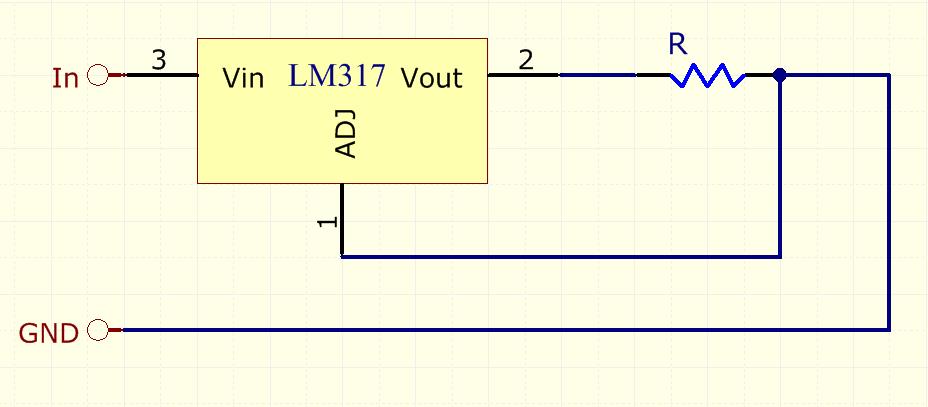 Carga electronica de corriente constante
