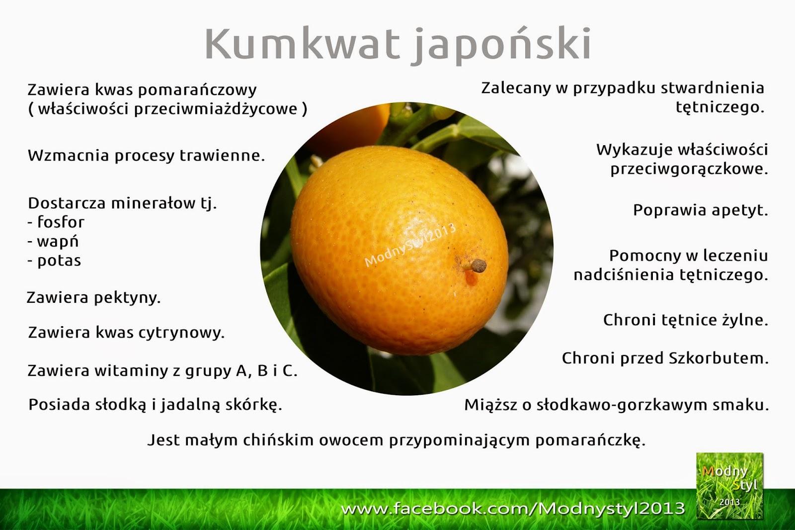 Kumkwat japoński