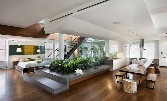 interior rumah minimalis)
