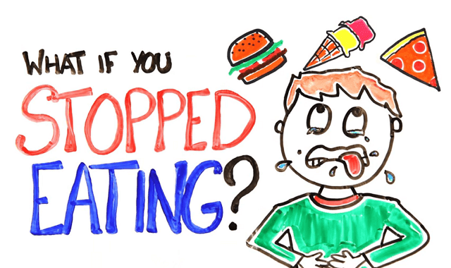 What Happens To Your Body When You Stop Eating