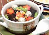 sekali varian resep masakan sup yang telah tercipta diantaranya resep