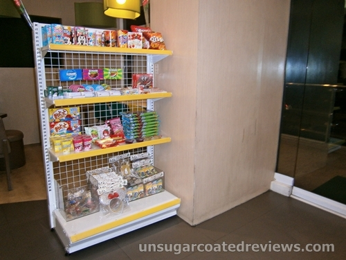 Japanese sweets at Moshi Moshi