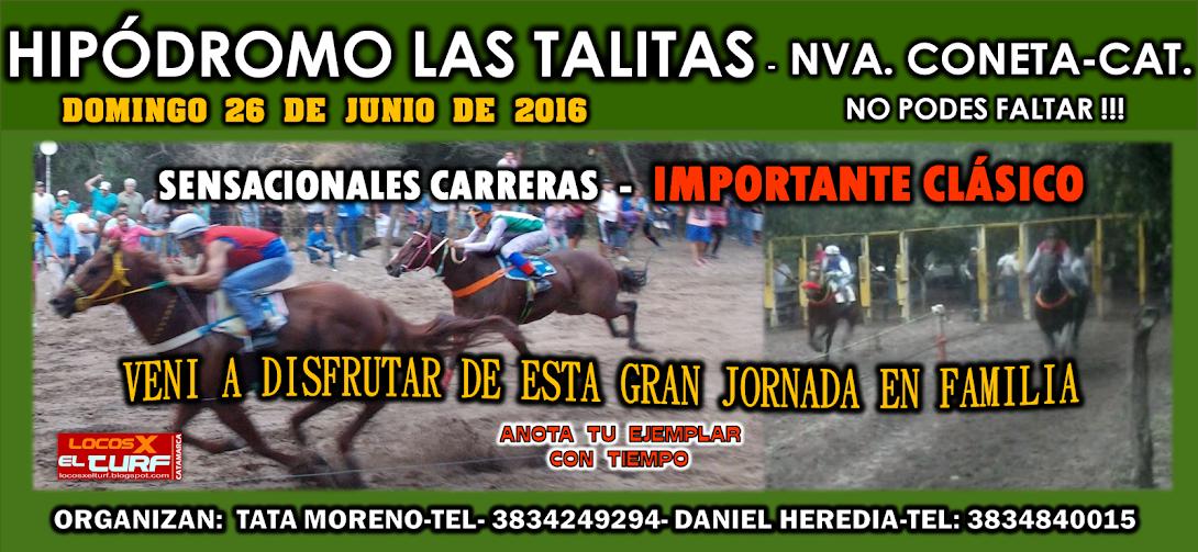 26-06-16-HIP. LAS TALITAS