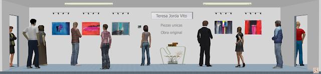 "<img src=""http://3.bp.blogspot.com/-6byaaGOxa1g/Ujy2SuI-CWI/AAAAAAAALK0/tsfvG0xHJWE/s1600/Sala+de+exposicion+virtual+de+Teresa+Jorda+Vito.png"" alt=""Sala de exposición virtual de acuarelas de Teresa Jorda Vito""/>"
