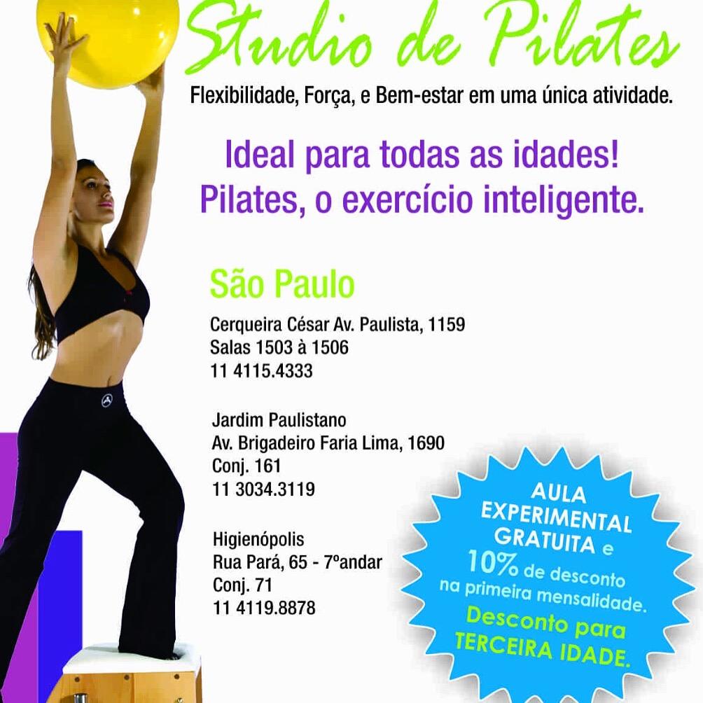 Studio de Pilates Av.Paulista (11)4115-4333