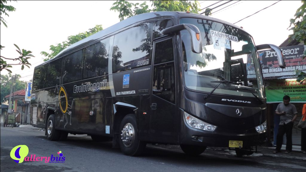 GEGE Transport - Evobus by New Armada | Mercedes-Benz Bus
