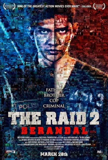 The Raid 2: Berandal 2014 BRRip tainies online oipeirates