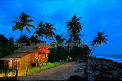 beach villa in alleppey for writers