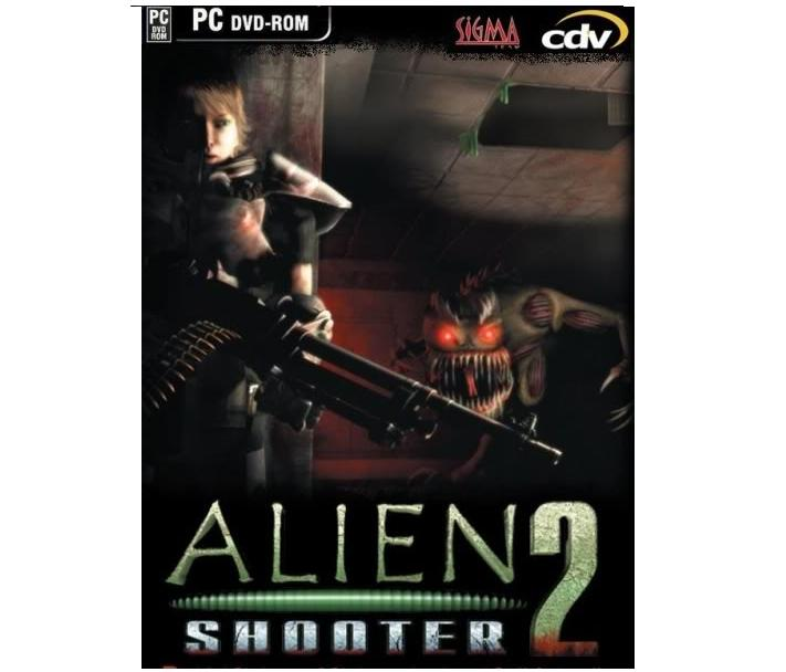 Алиен шутер. . Начало вторжения / Alien Shooter 2003 RUS.