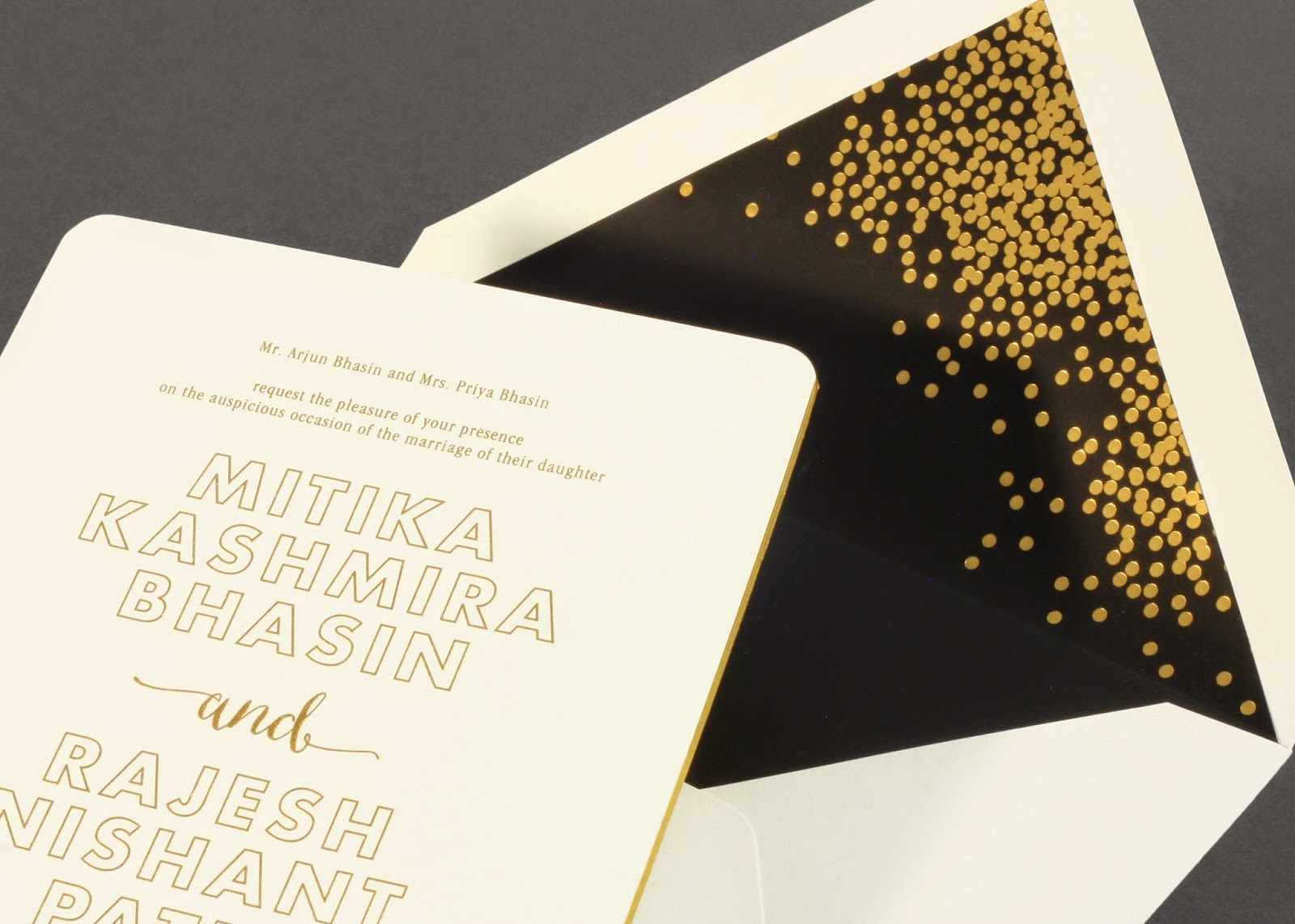 William Arthur Blog Our New Vera Wang Wedding Album Gold Glamour