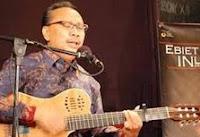 lirik lagu chord kunci gitar KepadaMu Aku Pasrah - Ebiet G Ade