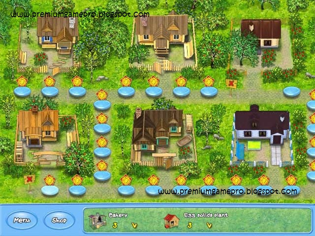 Farm Frenzy 3 PC Games Free Download For Windows Full Version