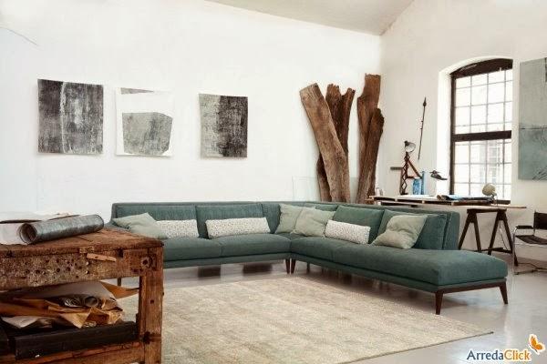 mobili scandinavi, dalle linee minimaliste, dotati di linee curve ...