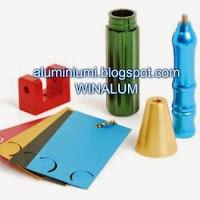 Aluminium Anodized