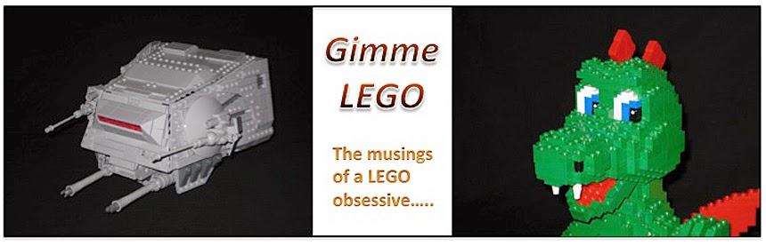 Gimme Lego