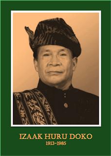 gambar-foto pahlawan nasional indonesia, Izaak Huru Doko