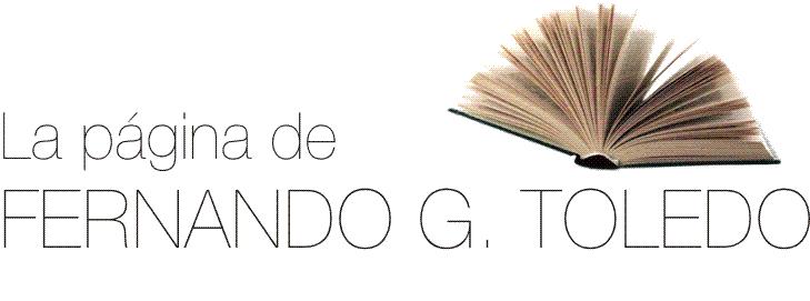 La página de Fernando G. Toledo