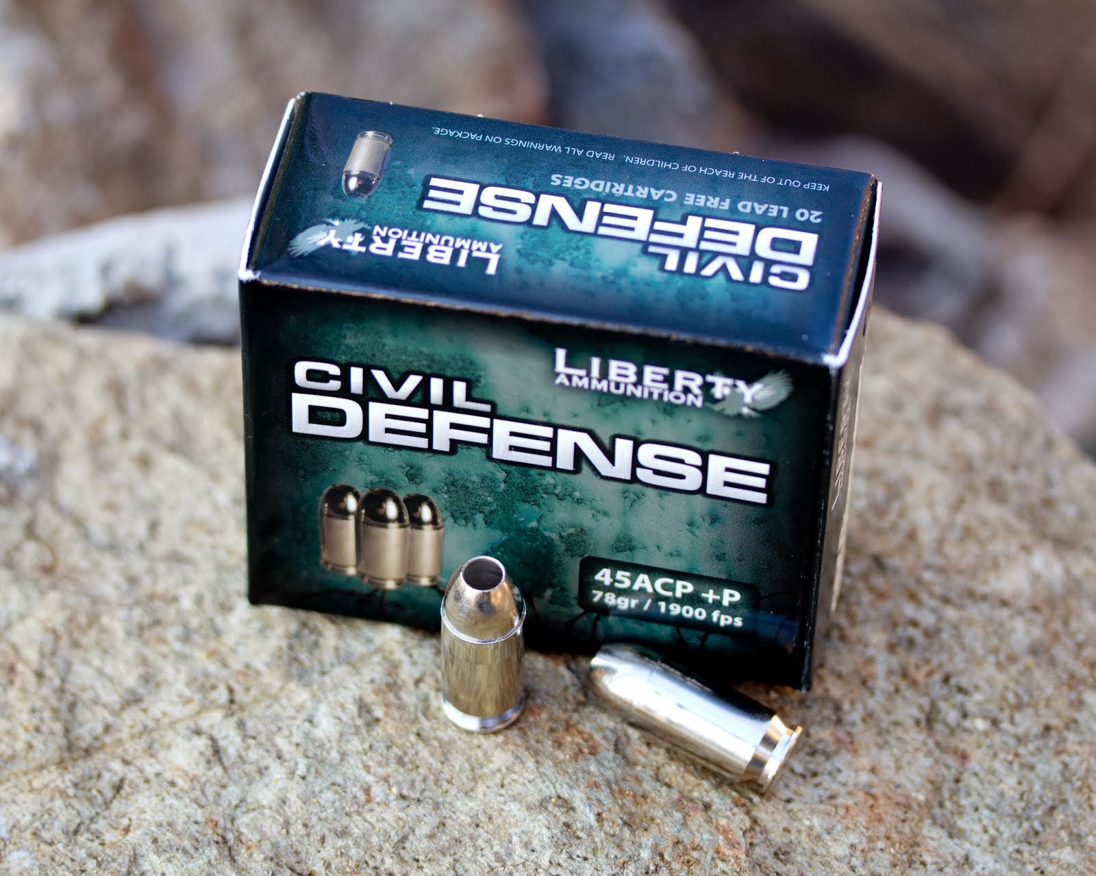 Review:  Liberty Ammunition