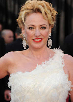 Virginia Madsen Diamond Chandelier Earrings