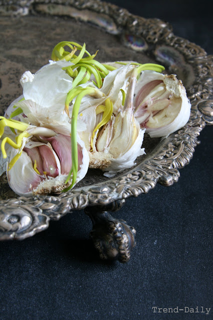food, styling details, garlic, carolinedavis-stylist, trend-daily blog