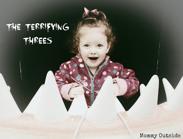 Terrifying Threes