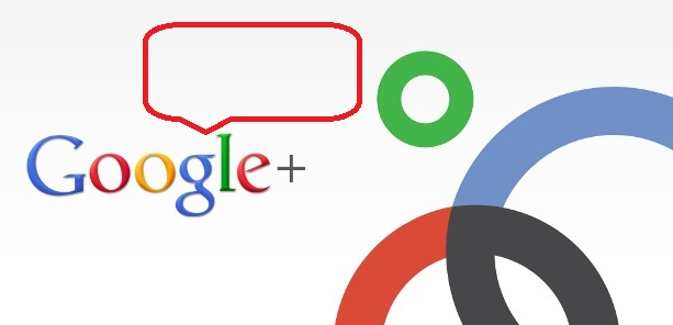 Google plus Comment Logo: Intelligent computing