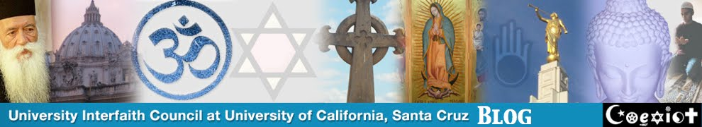 UCSC University Interfaith Council Blog