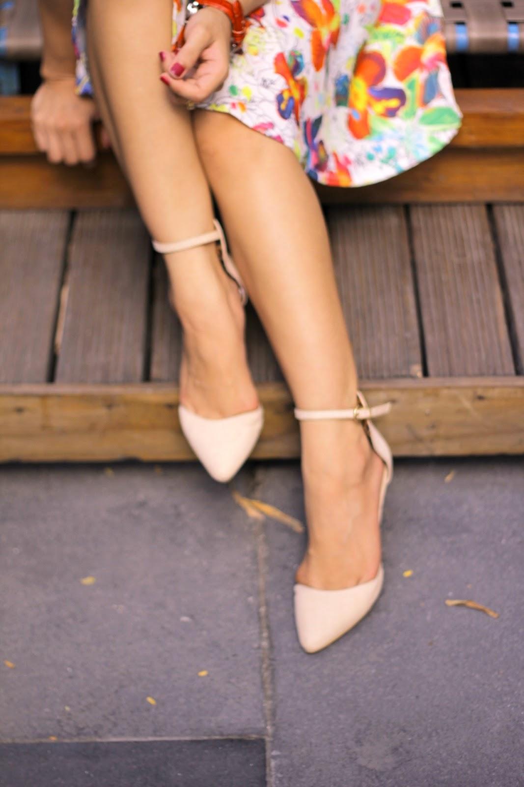 suiteblanco heels, Bonifacio Global City