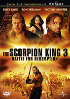 El Rey Escorpion 3 (2011) online y gratis